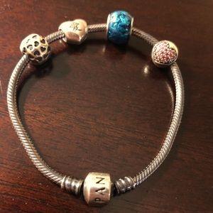 Women's Pandora bracelet!!